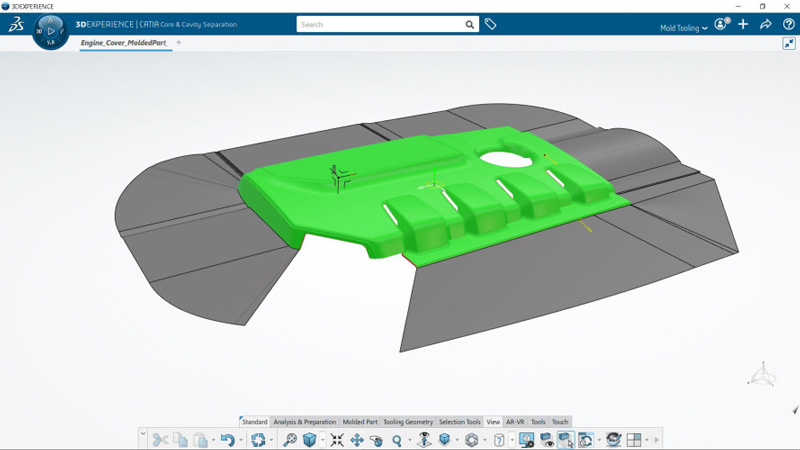 mool tool design