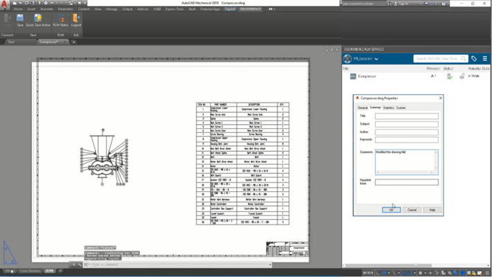 collaborative designer for autocad