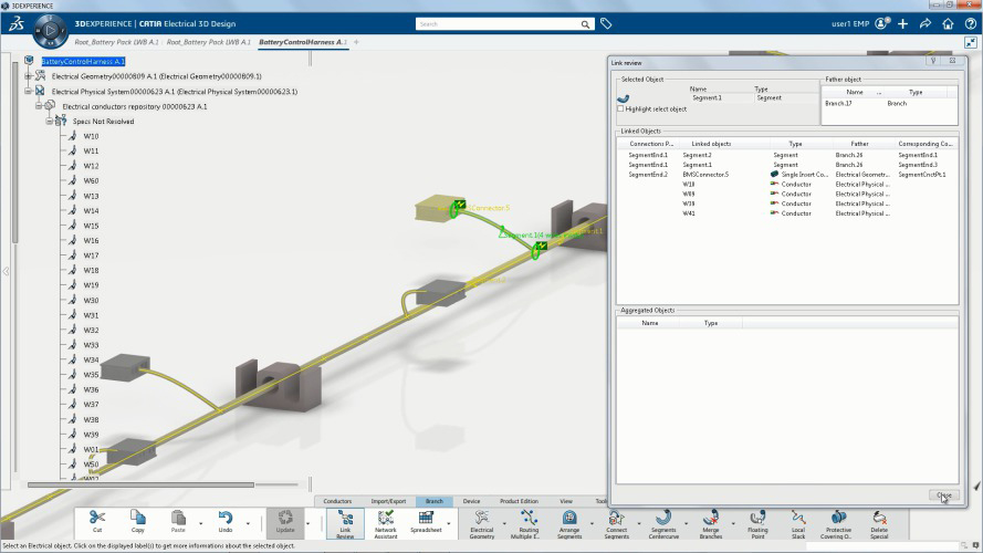 electrical 3d systems designer