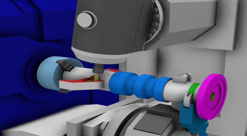 NC Mill-Turn Machine Programmer